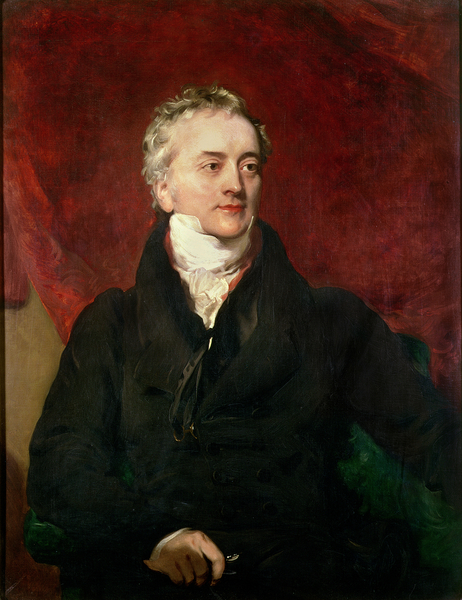 Sir Thomas Young MD, FRS / Bridgeman Images