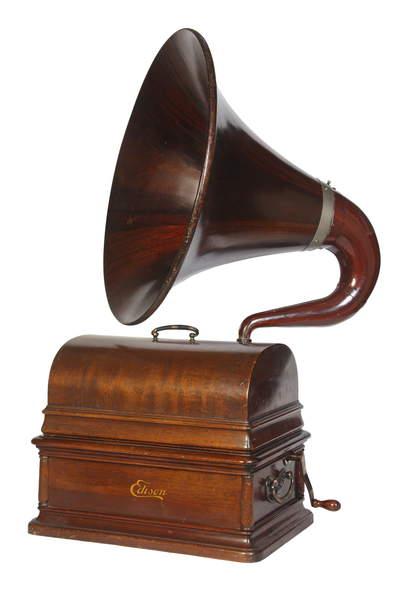 Edison Opera phonograph, 1912  British Library, London, UK  © British Library Board. All Rights Reserved  Bridgeman Images  5668238