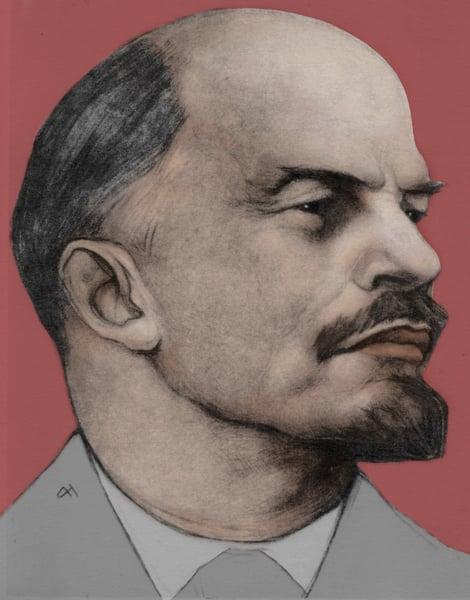 Vladimir Ilich Lenin / Lebrecht Authors / Bridgeman Images