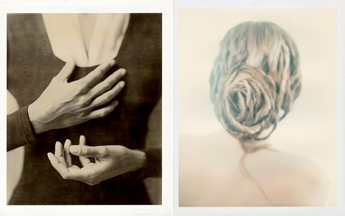 Hands, Milan, Italy, 1989 (photo) / © Maria Vittoria Backhaus / Bridgeman Images Hair, Milan, Italy, 1988 (photo) / © Maria Vittoria Backhaus / Bridgeman Images
