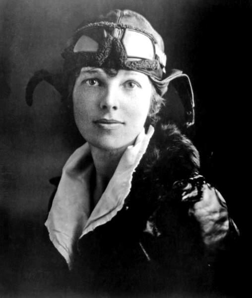 Amelia Earhart, c.late 1920s-early 1930s  Bridgeman Images