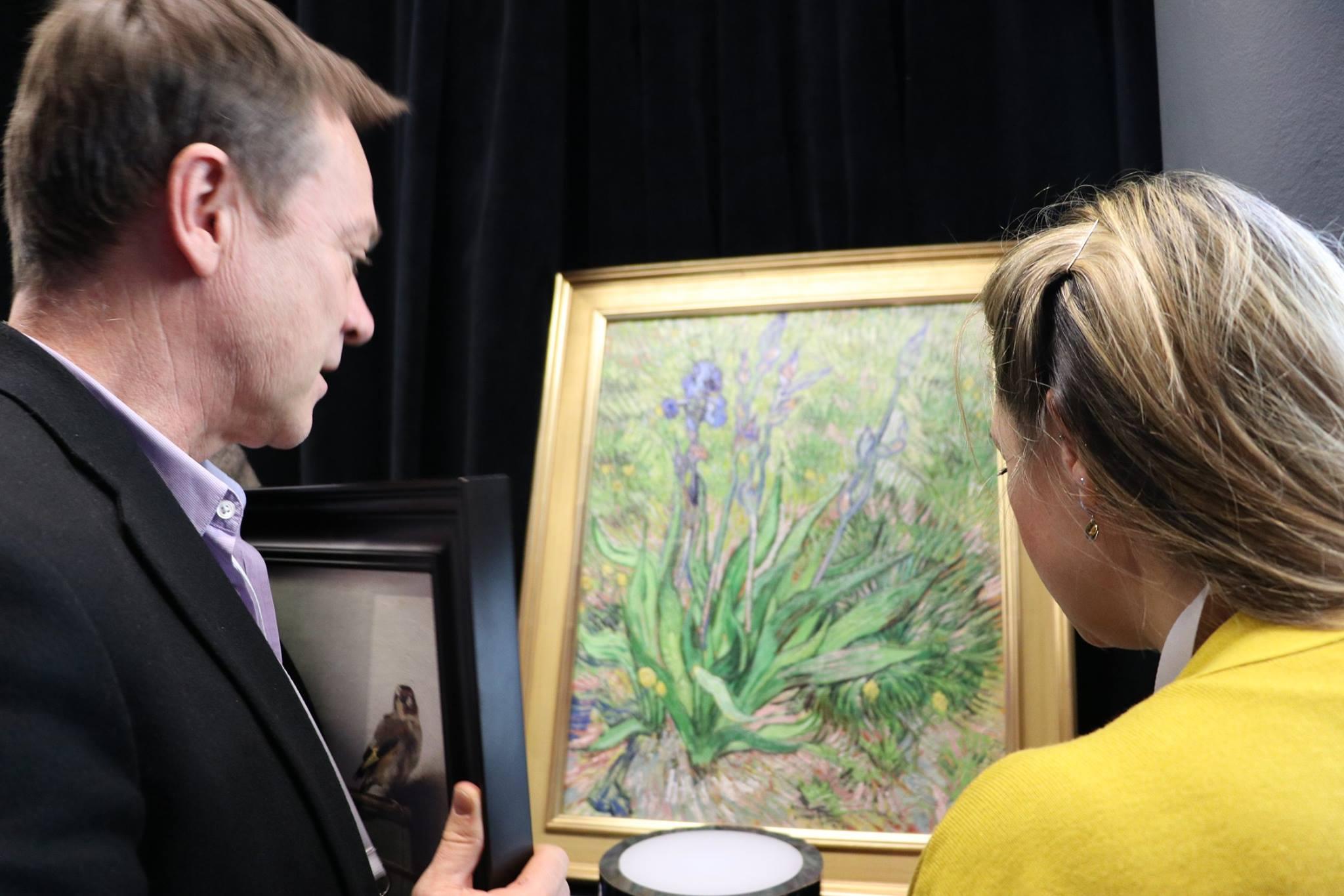 Verus Art Van Gogh 3D reproduction