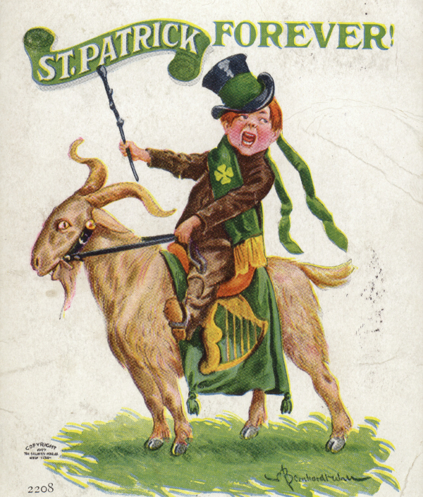St. Patrick Forever!, American School (20th century) / © Look and Learn / Elgar Collection