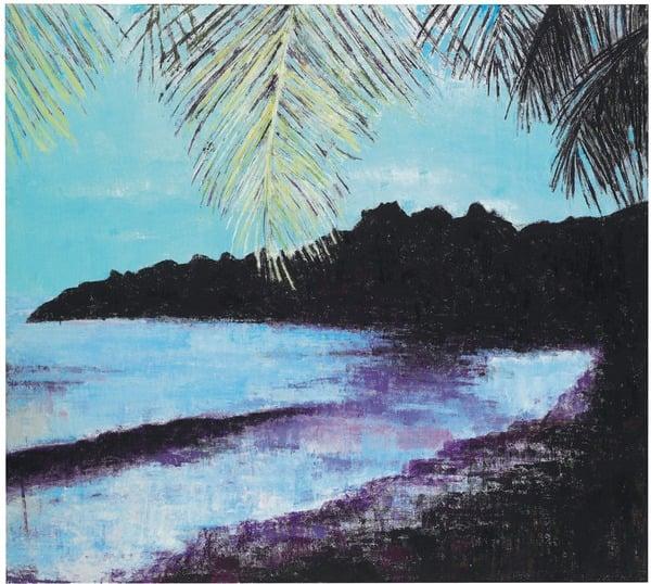 Naguabo, 2004 (oil on canvas), Enoc Perez (b.1967) / Private Collection / Photo © Christie's Images