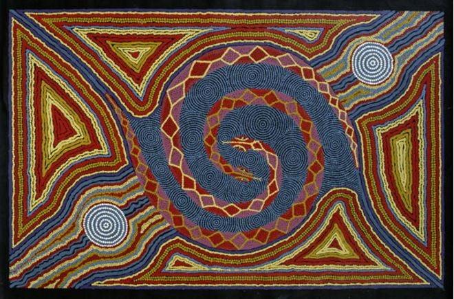 aboriginal-australian-painting-pattern