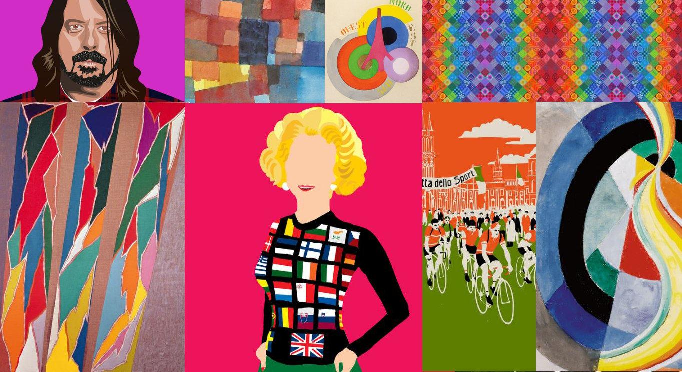 colour-color-block-trend-pop-art-rainbow