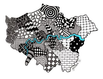 colouring-book-map-london-patterns