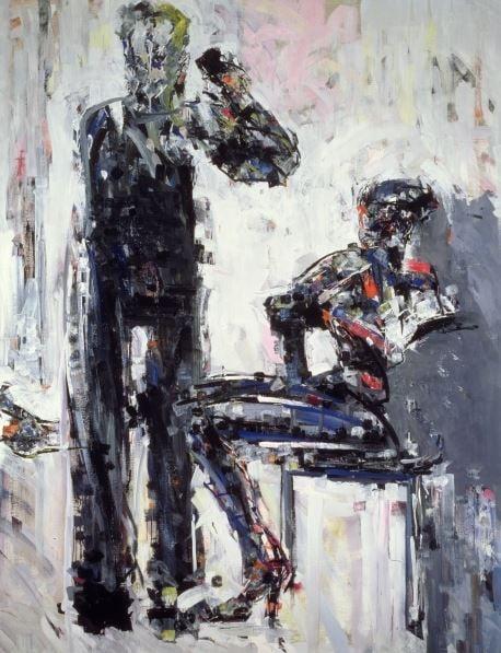 david-bowie-iman-1995-portrait-couple-stephen-finer-20th-century