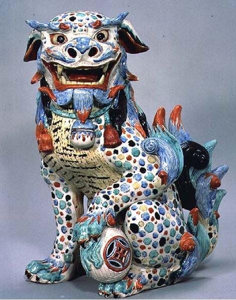 dog-porcelain-chinese-sculpture-animal