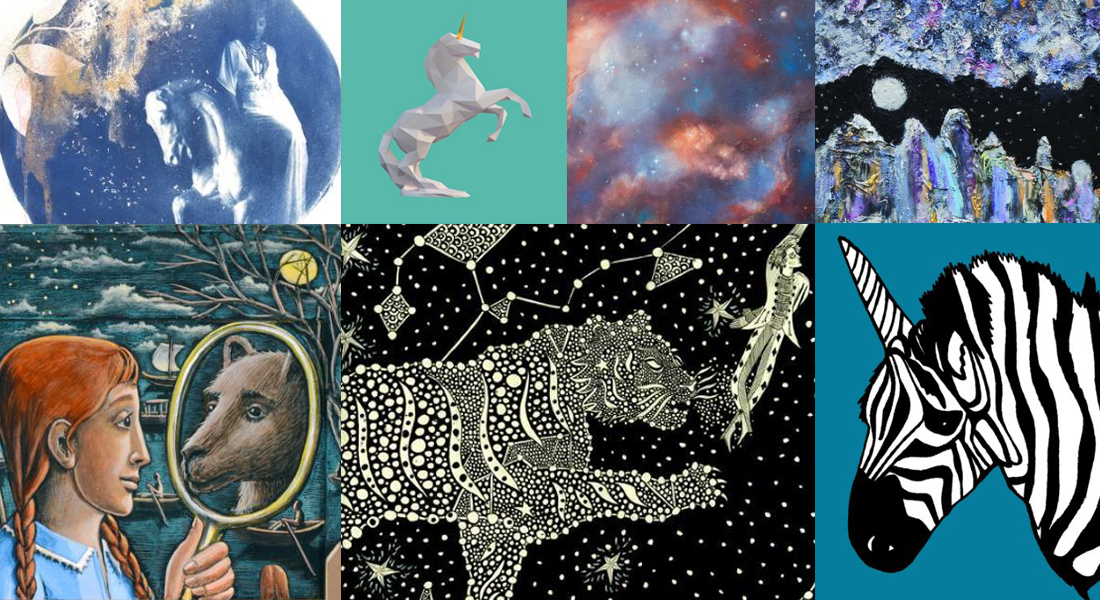 fantasy-unicorn-stars-moon-werewolf