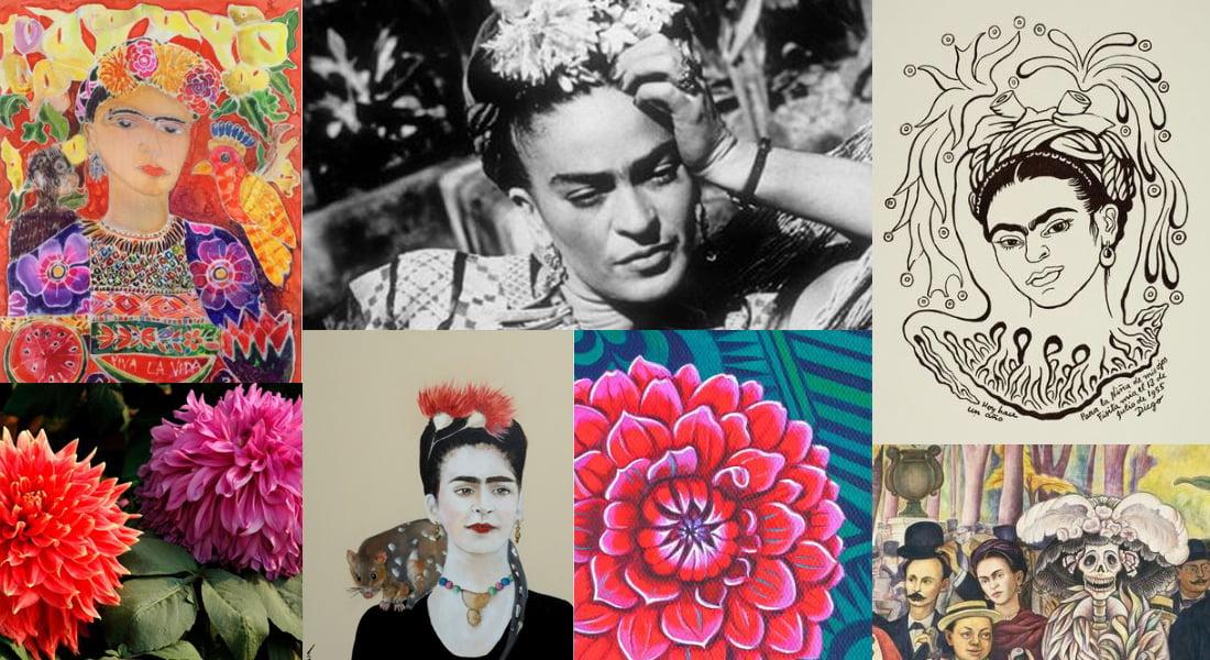 frida-kahlo-mexican-flower-diego-artist