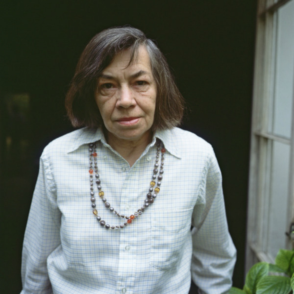Patricia Highsmith, 1986 (photo) / Private Collection / Photo © Mark Gerson
