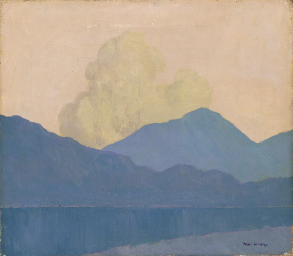 Reflections, Killary Bay, c.1920-25 by Paul Henry (1877-1958) Photo © Christie's Images