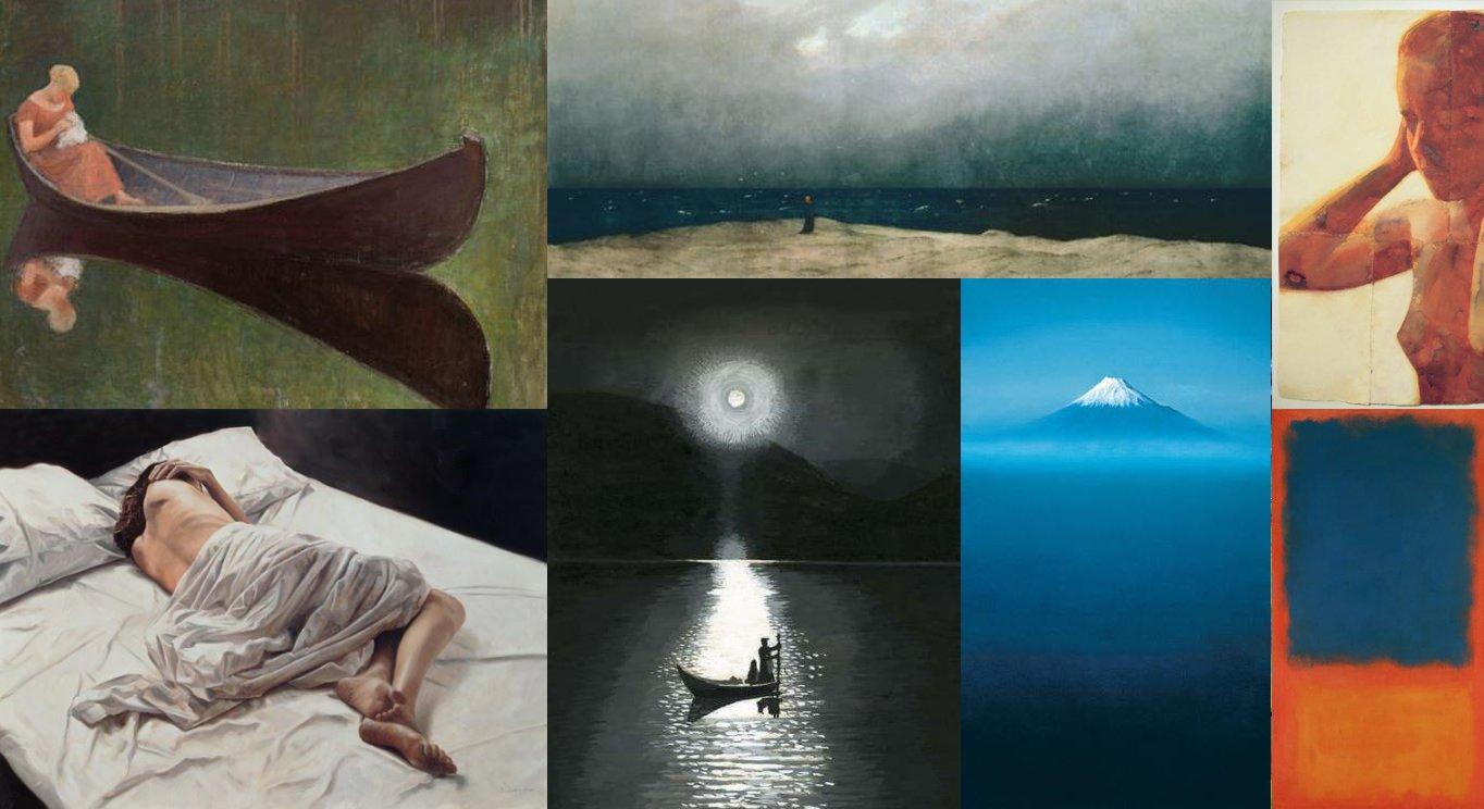 solitude-silence-landscape-abstract-figurative