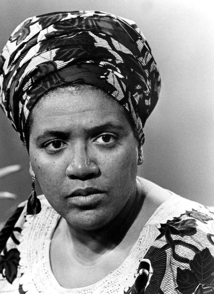 Poet Audre Lorde in the 1970s / CSU Archives / Everett Collection / Bridgeman Images