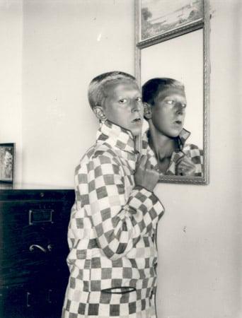 Self portrait, 1928 (b/w photo), Claude Cahun (1894-1954) / Jersey Heritage Trust, UK / Bridgeman Images